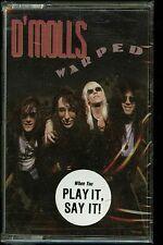 D'Molls Warped Promo USA Cassette Tape new