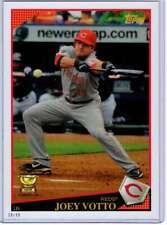 Joey Votto 2017 Topps Update All Rookie Cup 5x7 #ARC-32 /49 Reds