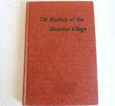The Mystery of the Deserted Village 1960 First Printing HB Elbert M. Hoppenstedt