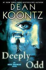 Deeply Odd (Odd Thomas)-ExLibrary