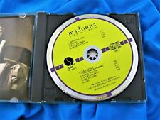 MADONNA LIKE A VIRGIN CD WEST GERMANY TARGET EDITION 1984  Yellow Purple