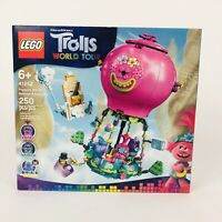 LEGO Trolls World Tour Poppy's Hot Air Balloon Adventure (41252) 250 Pieces