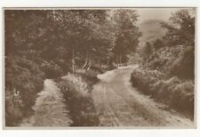 Kinsford Lane Kinver Showing Edge 1910 RP Postcard Mark & Moody 860b