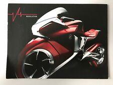 Honda Concept Revolution - Brochure Prospect Prospekt DE