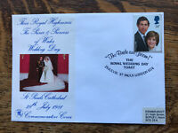 GB FDC 1981 The Royal Wedding Commemorative Cover, London Pmk