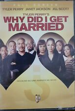 Why Did I Get Married Too? Dvd, Full Screen, Bonus Features, 118 minutes.