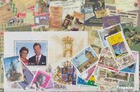 Luxemburg postfrisch 2000 kompletter Jahrgang in sauberer Erhaltung