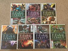 Marvel's Fear Itself #1-7 (Limited Series)
