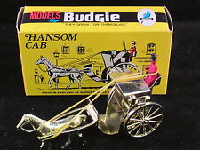 Budgie - Horse Drawn Hansom Cab - No 100 - Mint & Boxed - Fast Postage - Rare