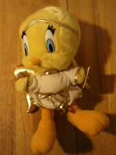 Large  New Tweety Angel   Plush Toys.  New. In  Package