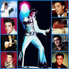 Elvis # 10 - 8 x 10 Tee Shirt Iron On Transfer