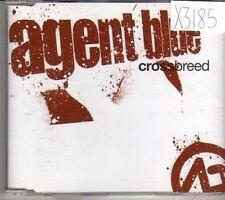 (CM241) Agent Blue, Crossbreed - 2004 DJ CD