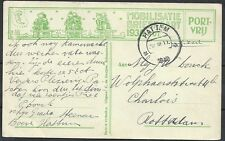 Netherlands covers 1940 Mobilisatie PC Hattem