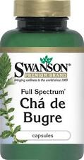 CHA DE BUGRE - 400 mg - 60 Capsules - NATURAL ENERGY SUPPORT SUPPRESS APPETITE