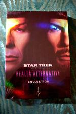 STAR TREK REALTA' ALTERNATIVE -FAN COLLECTION-BOX 5 DVD