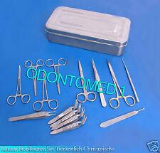Cats sterilization kit veterinary instruments set