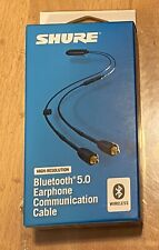 Shure RMCE-BT2 High-Resolution Bluetooth 5.0 Communication Cable