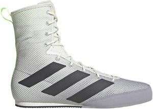 adidas Box Hog 3 Mens Boxing Shoes - Grey