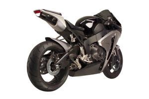 Undertail Transparent Smoke HBR 40801-1106 For 08-11 Honda CBR1000RR