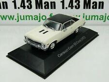 ARG20B Voiture 1/43 SALVAT Autos Inolvidables : Chevrolet Chevy SS Coupé (1971)