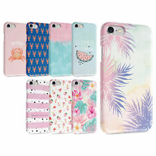 CRABS LOBSTERS PALM LEAVES WATERMELON FLORAL IPHONE & SAMSUNG HARD PHONE CASE