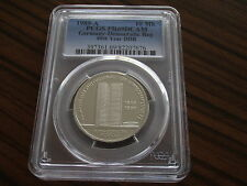 Germany GDR scares proof 10 Mark 1989 RGW Building USSR Moscow PCGS PR69 DCAM