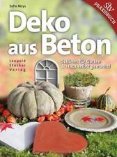 Deko aus Beton von Sofie Meys (2013, Gebundene Ausgabe)