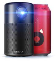 Anker Nebula Capsule Portable HD Ready Smart Portable Projector 100 Lumens Black