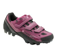 New Louis Garneau Sapphire Women's MTB Shoe: Magenta Purple