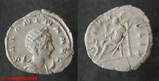 Romaine ! Antoninien d'argent de SALONINE revers VENUS FELIX