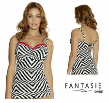 Fantasie Montego Bay Underwired Tankini Top 5980 Flared Womens Swimwear