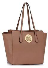 Ladies Women's Large Fashion Designer Celebrity Quality Shoulder Handbag Bags A4