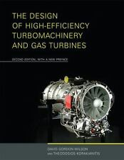 The Design of High-Efficiency Turbomachinery and Gas Turbines by Theodosios.