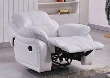 Leder Fernseh Sessel Relaxsessel Fernsehsessel Schlaffunktion 5129-1-W
