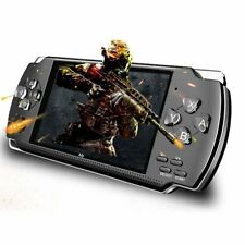 128Bit 8GB 4.3'' Wide Screen Handheld Video Game Console MP5 Player Retro Game