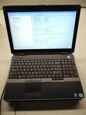 New listing Lot of 2 Dell Latitude E6530 Laptops Intel i5 3rd Gen