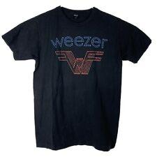 Vintage Weezer Rock Music Tour T-Shirt Mens Size Medium