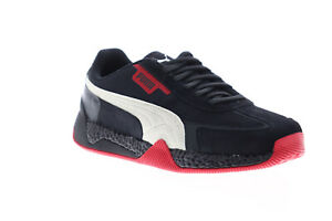 Puma Scuderia Ferrari Speed Hybrid LS Mens Black Motorsport Sneakers Shoes 13