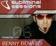 Élève, Benny-subliminal sessions six 2cd NEUF