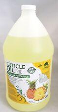 La Palm Cuticle Oil - Pineapple Yellow With Aloe Vera & Vitamin E - 1 Gallon
