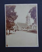 NOIRMOUTIER Photo église 15 Aout 1929