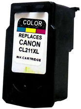 Remanufactured Canon CL-211XL High Yield Color Ink Cartridge