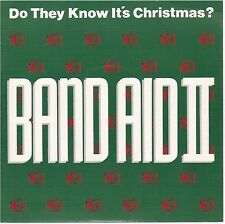 """BAND AID II DO THEY KNOW IT'S XMAS / INSTRUMENTAL france 7"""" 45T 873 646-7"""