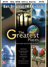 IMAX - The Greatest Places, Amazonas, Tibet, Grönland, Madagaskar DVD NEU + OVP!