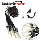 Central Fuel Spider Injector w/ Bracket 12568332 For Chevoret GMC Isuzu 4.3L V6