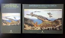 Luigi Ghirri - Esplorazioni sulla Via Emilia - Fotografia - 2 volumi
