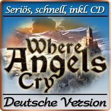 Where Angels Cry - Göttliche Tränen Deluxe - PC-Spiel - Wimmelbildspiel