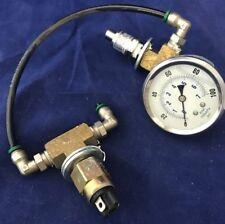 GEMS PRESSURE TRANSDUCER GAUGE TRANSMITTER 3100S100PG02E000 12-30V