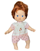 Vintage Strawberry Shortcake Baby Blow Kiss Doll American Greetings 1982 Kenner