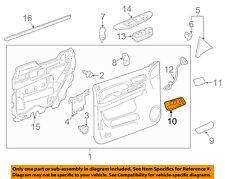 GM OEM-Interior Inside Door Handle Right 22855623